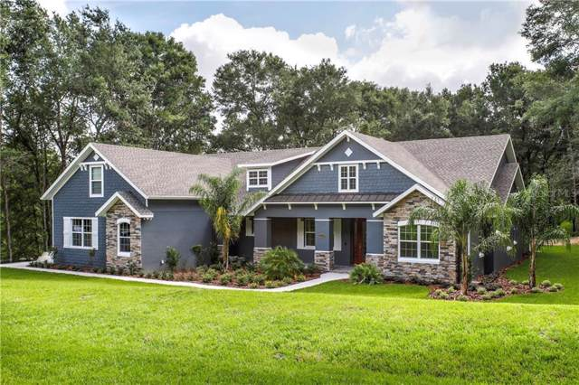 LOT 52 Silent Ridge Drive, Tavares, FL 32778 (MLS #G5023484) :: Griffin Group