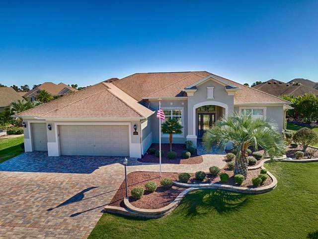 1677 Viewpoint Terrace, The Villages, FL 32162 (MLS #G5023495) :: The Duncan Duo Team