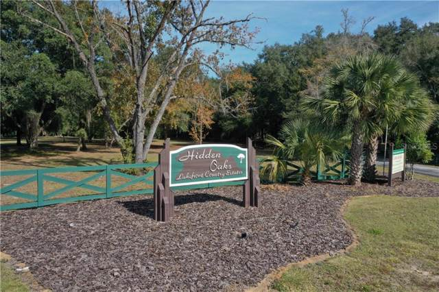 15823 SE 265TH COURT Road, Umatilla, FL 32784 (MLS #G5023508) :: Lockhart & Walseth Team, Realtors