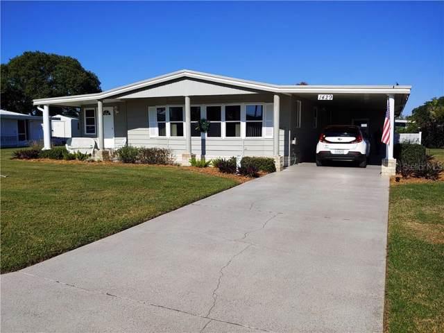 1429 Mohawk Circle, Tavares, FL 32778 (MLS #G5023601) :: Griffin Group