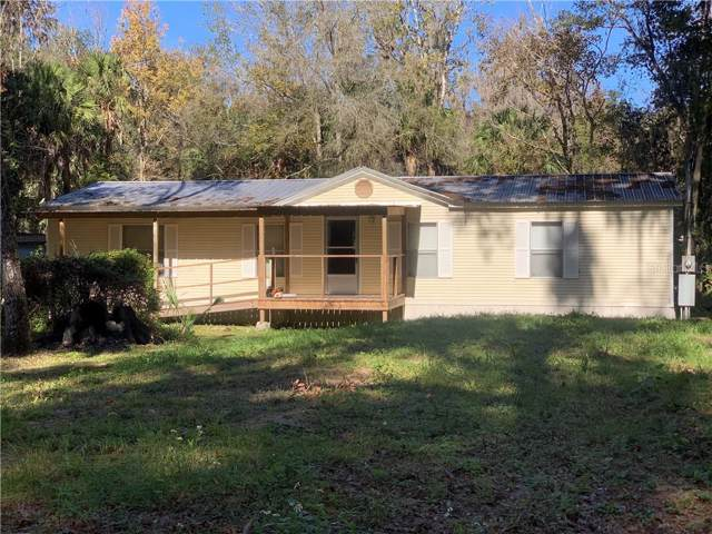 2576 Cr 412, Lake Panasoffkee, FL 33538 (MLS #G5023617) :: Cartwright Realty