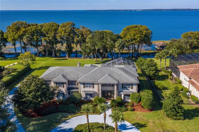 1240 Peninsula Drive, Tavares, FL 32778 (MLS #G5023637) :: Rabell Realty Group
