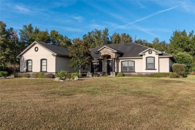 350 NW 113TH Circle, Ocala, FL 34482 (MLS #G5023688) :: 54 Realty