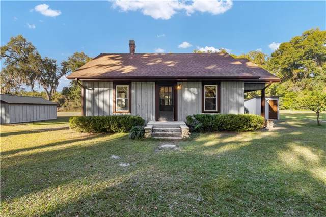 13281 SE 122ND Place, Ocklawaha, FL 32179 (MLS #G5023717) :: Cartwright Realty