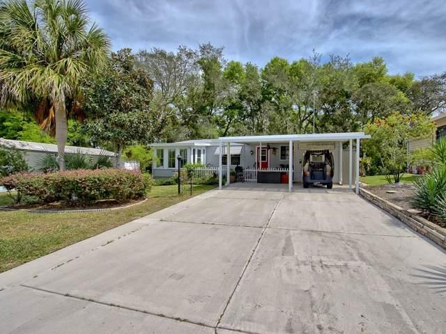 414 Tarrson Boulevard, The Villages, FL 32159 (MLS #G5023726) :: Sarasota Home Specialists