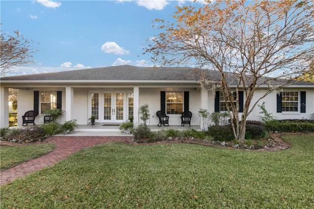 15730 S Highway 25, Weirsdale, FL 32195 (MLS #G5023760) :: The Duncan Duo Team