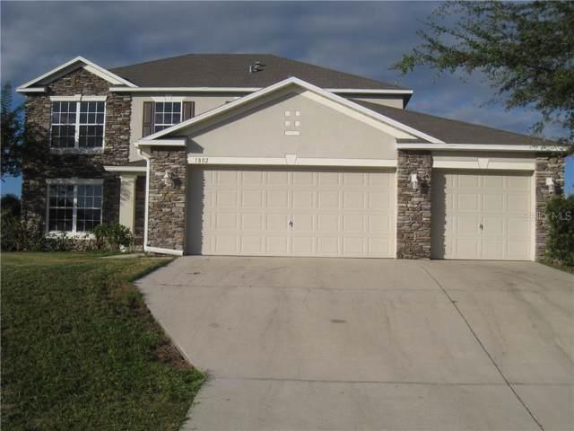 1802 Forest Glen Drive, Fruitland Park, FL 34731 (MLS #G5023785) :: Keller Williams Realty Peace River Partners