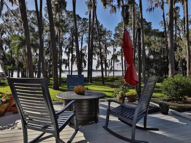 4405 Lakeshore Drive, Mount Dora, FL 32757 (MLS #G5023812) :: Team Bohannon Keller Williams, Tampa Properties