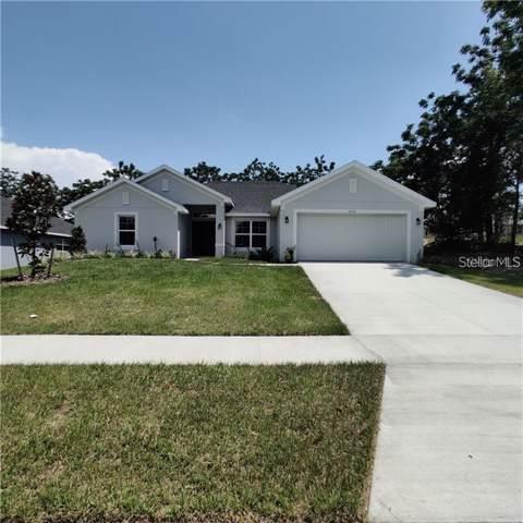 609 Bidwell Street, Fruitland Park, FL 34731 (MLS #G5023991) :: Griffin Group