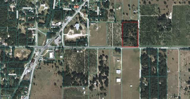 Address Not Published, Weirsdale, FL 32195 (MLS #G5024009) :: Armel Real Estate