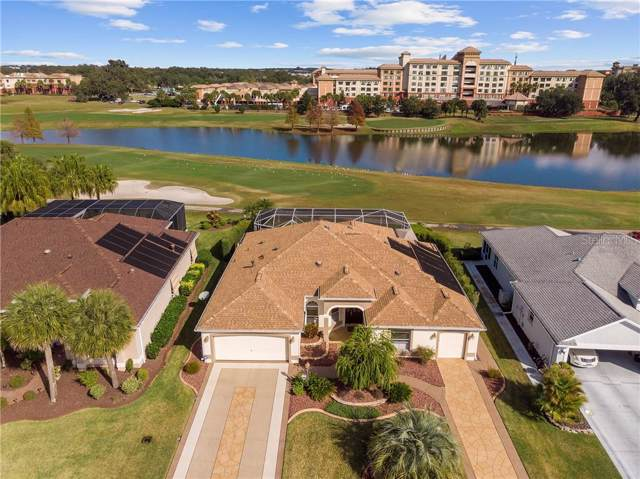 1358 Augustine Drive, The Villages, FL 32159 (MLS #G5024227) :: Realty Executives in The Villages