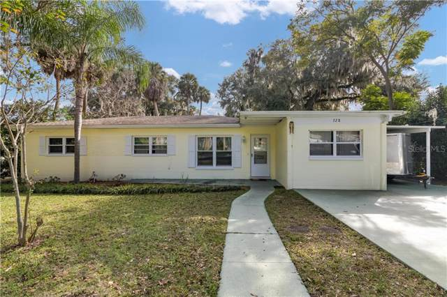 728 Marietta Street, Leesburg, FL 34748 (MLS #G5024340) :: Team Bohannon Keller Williams, Tampa Properties