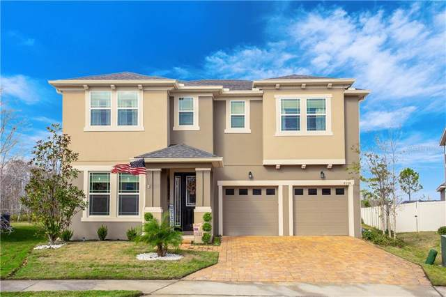 8258 Corkfield Avenue, Orlando, FL 32832 (MLS #G5024352) :: The Light Team