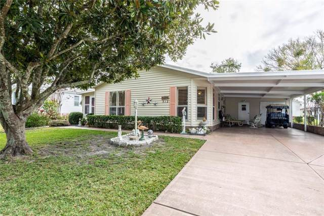 512 Bonita Drive, The Villages, FL 32159 (MLS #G5024375) :: Realty Executives in The Villages