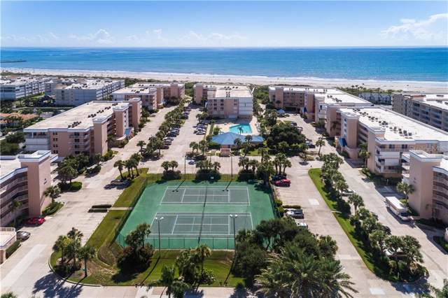 601 Shorewood Drive G403, Cape Canaveral, FL 32920 (MLS #G5024389) :: Heart & Home Group