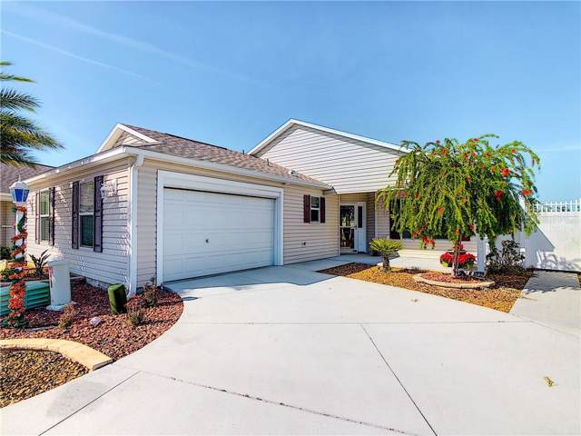 3144 Blythill Lane, The Villages, FL 32163 (MLS #G5024436) :: Realty Executives in The Villages