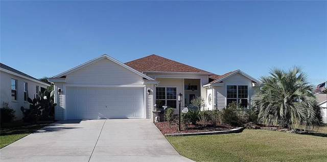 2358 Longbow Trail, The Villages, FL 32162 (MLS #G5024466) :: Delgado Home Team at Keller Williams