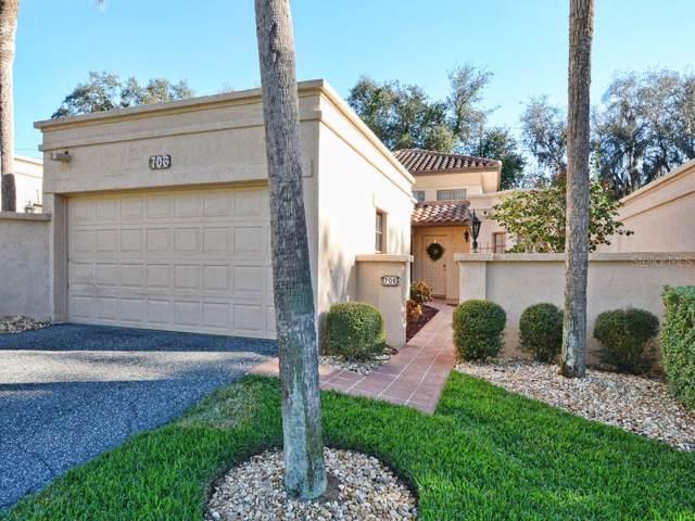 706 Santa Cruz Lane #706, Howey in the Hills, FL 34737 (MLS #G5024571) :: Cartwright Realty