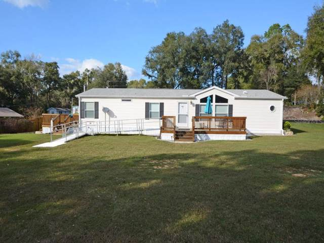 47535 Hibiscus Road, Altoona, FL 32702 (MLS #G5024620) :: The Duncan Duo Team