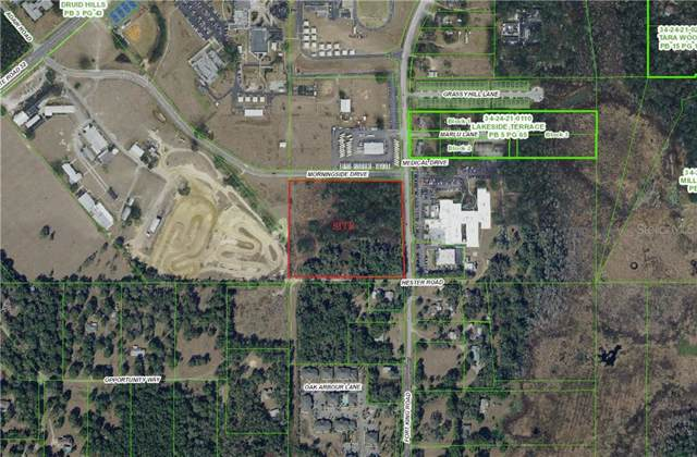 000 Ft King Road, Dade City, FL 33525 (MLS #G5024642) :: Heart & Home Group