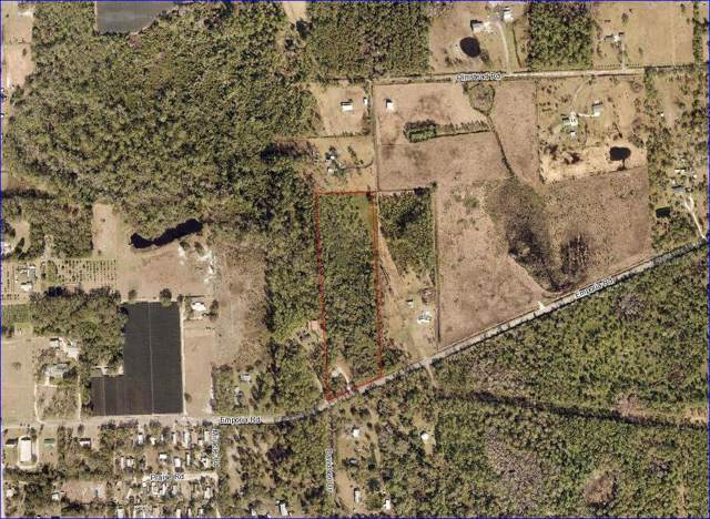 320 Emporia Road, Pierson, FL 32180 (MLS #G5024737) :: Lock & Key Realty