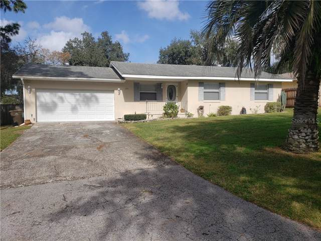 2101 Vera Dor Drive, Fruitland Park, FL 34731 (MLS #G5024801) :: Cartwright Realty