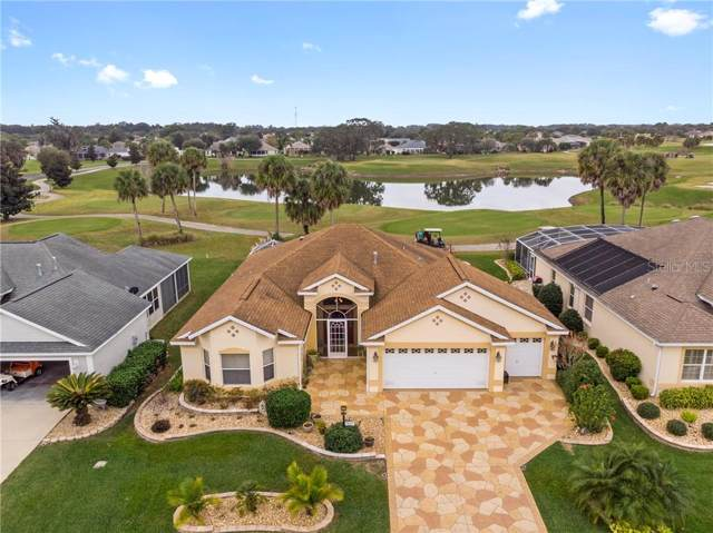 672 Smithfield Place, The Villages, FL 32162 (MLS #G5024871) :: Realty Executives in The Villages