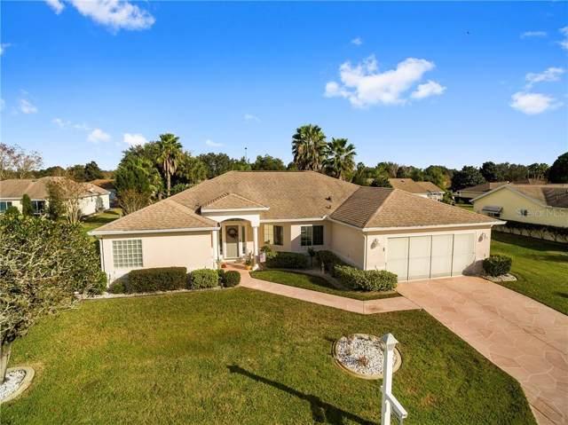 13747 SE 87TH Avenue, Summerfield, FL 34491 (MLS #G5024892) :: 54 Realty