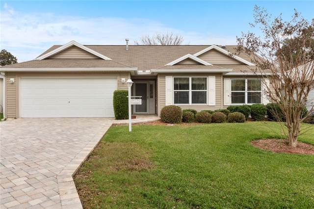 9355 SE 171ST LE FLORE Lane, The Villages, FL 32162 (MLS #G5024906) :: Realty Executives in The Villages