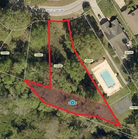 TBD Belle Oak Dr Lot 22, Leesburg, FL 34748 (MLS #G5024912) :: Team Bohannon Keller Williams, Tampa Properties