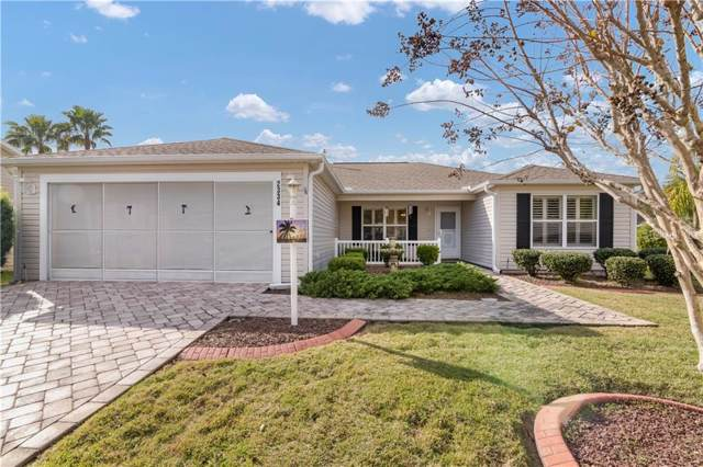 2334 Welcome Way, The Villages, FL 32162 (MLS #G5024917) :: Realty Executives in The Villages