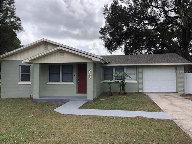 539 Norfolk Circle, Lakeland, FL 33801 (MLS #G5025009) :: Keller Williams Realty Peace River Partners