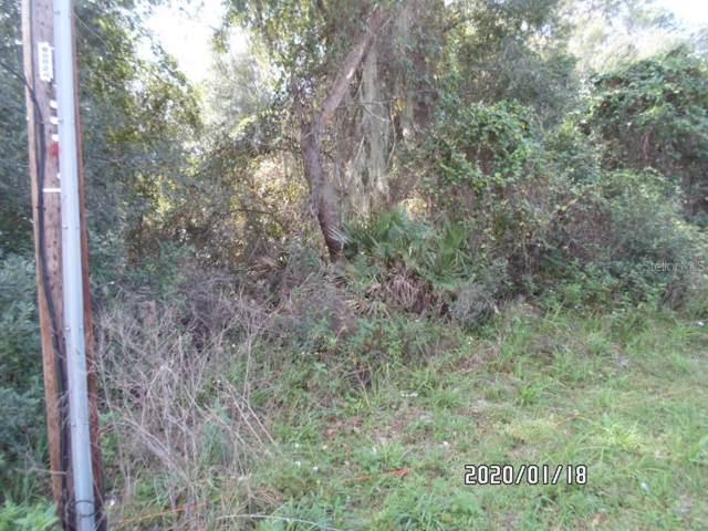 Pala Verda Avenue, Leesburg, FL 34788 (MLS #G5025014) :: 54 Realty