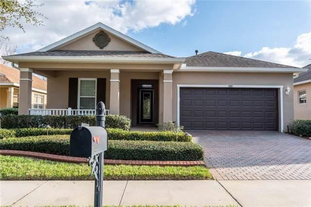 102 Flame Vine Way, Groveland, FL 34736 (MLS #G5025015) :: Burwell Real Estate