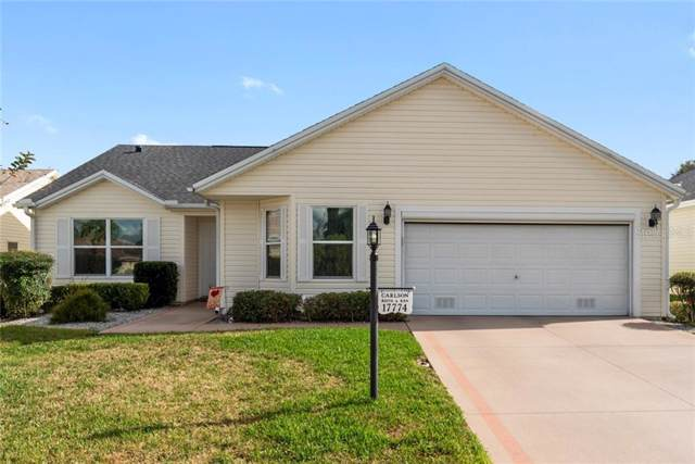 17774 SE 90TH CLEMSON Circle, The Villages, FL 32162 (MLS #G5025021) :: Realty Executives in The Villages