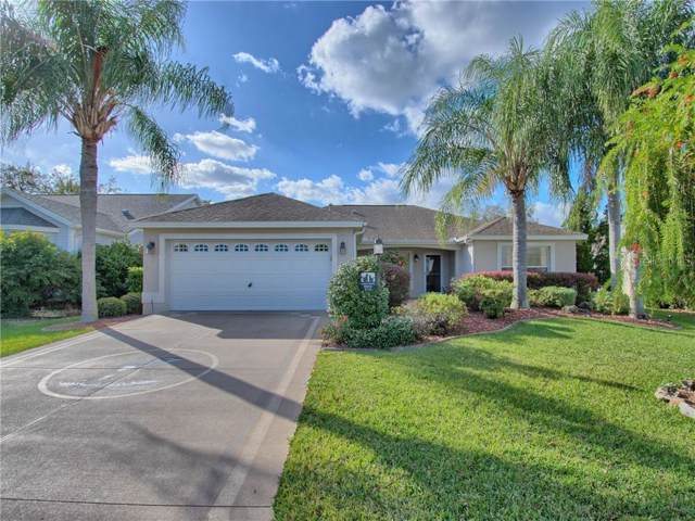 614 Abbeville Loop, The Villages, FL 32162 (MLS #G5025028) :: Delgado Home Team at Keller Williams