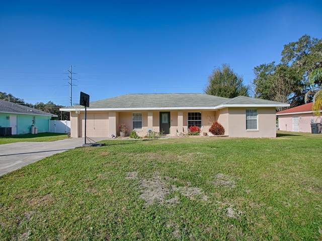 719 Boitnott Lane, Bushnell, FL 33513 (MLS #G5025046) :: Cartwright Realty