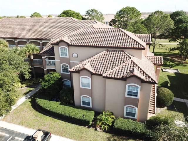 14001 Fairway Island Drive #516, Orlando, FL 32837 (MLS #G5025059) :: Bridge Realty Group