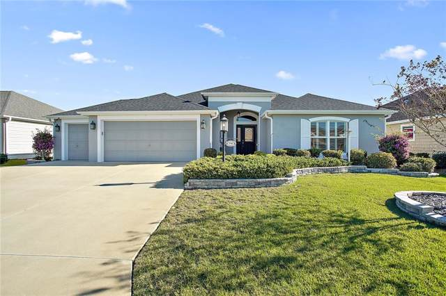 3761 Raspberry Court, The Villages, FL 32163 (MLS #G5025114) :: Griffin Group