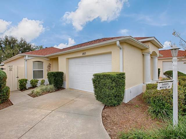 1405 Montez Loop, The Villages, FL 32159 (MLS #G5025135) :: Realty Executives in The Villages