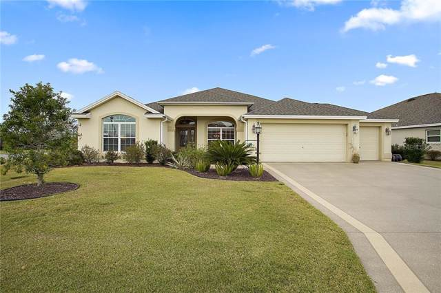 1793 Wax Berry Court, The Villages, FL 32163 (MLS #G5025167) :: Carmena and Associates Realty Group