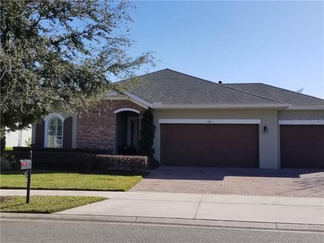 164 Bayou Bend Road, Groveland, FL 34736 (MLS #G5025173) :: Cartwright Realty