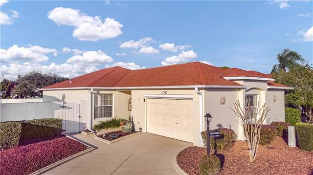 1303 Loma Lane, The Villages, FL 32159 (MLS #G5025197) :: Bridge Realty Group