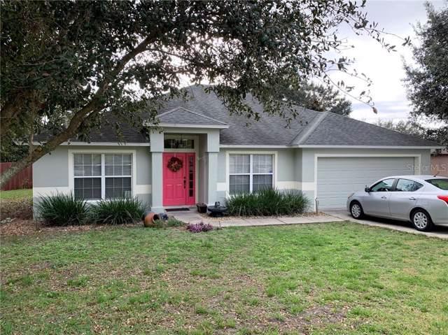 1544 Oak Valley Boulevard, Minneola, FL 34715 (MLS #G5025199) :: Cartwright Realty
