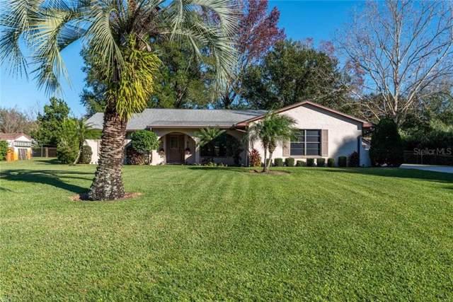 11608 Holmes Drive, Clermont, FL 34711 (MLS #G5025234) :: Armel Real Estate