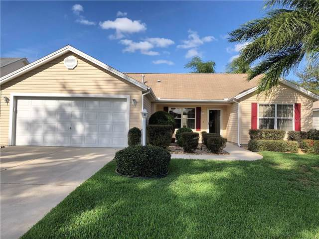 2835 Manor Downs, The Villages, FL 32162 (MLS #G5025236) :: Realty Executives in The Villages