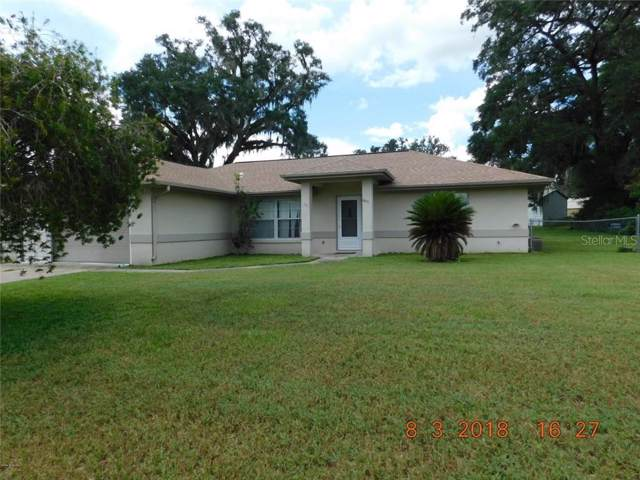 6071 SE 125TH Place, Belleview, FL 34420 (MLS #G5025256) :: Team Bohannon Keller Williams, Tampa Properties