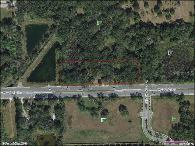 15551 W Colonial Drive, Oakland, FL 34787 (MLS #G5025317) :: Cartwright Realty