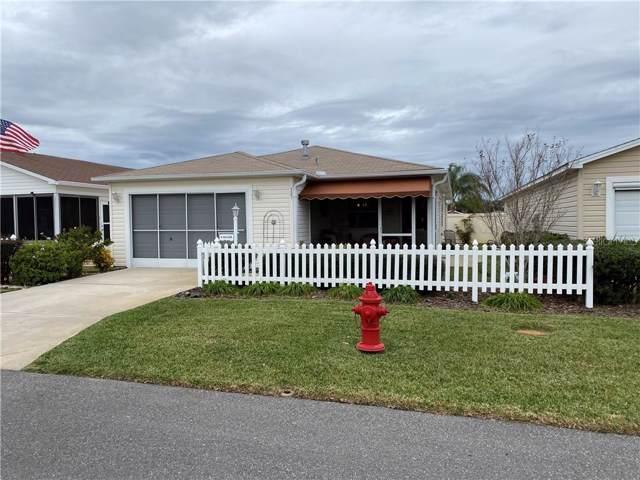 2367 Baton Place, The Villages, FL 32162 (MLS #G5025337) :: Delgado Home Team at Keller Williams