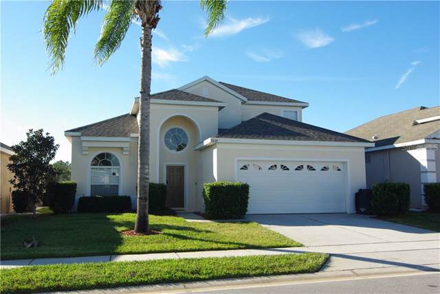 8139 Sun Palm Drive, Kissimmee, FL 34747 (MLS #G5025556) :: The Duncan Duo Team